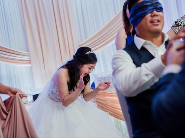 Brian and Val's wedding in Markham, Ontario 72