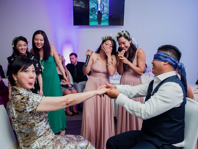 Brian and Val's wedding in Markham, Ontario 73