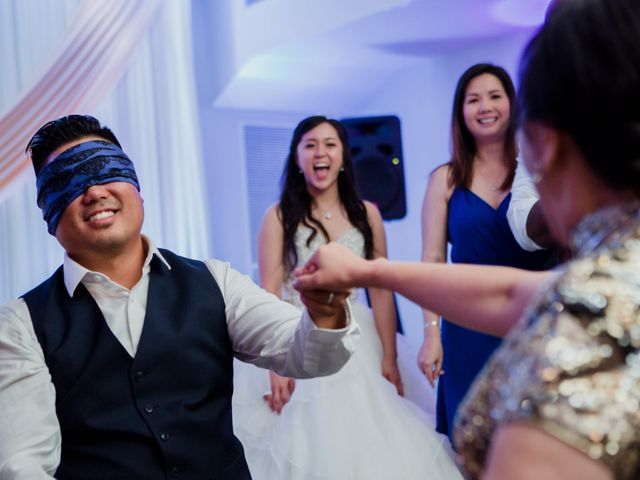 Brian and Val's wedding in Markham, Ontario 74