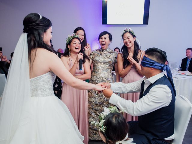 Brian and Val's wedding in Markham, Ontario 75