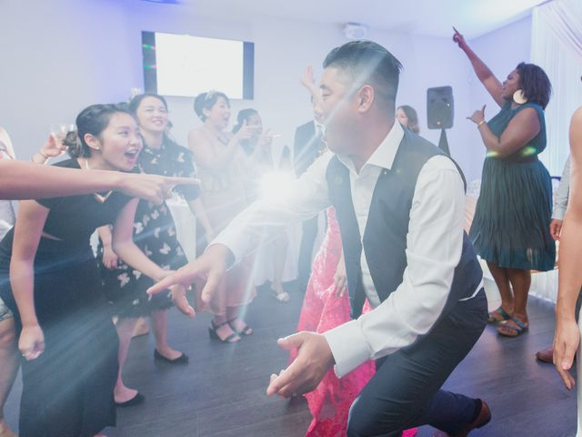 Brian and Val's wedding in Markham, Ontario 79