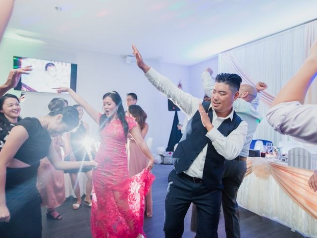 Brian and Val's wedding in Markham, Ontario 80
