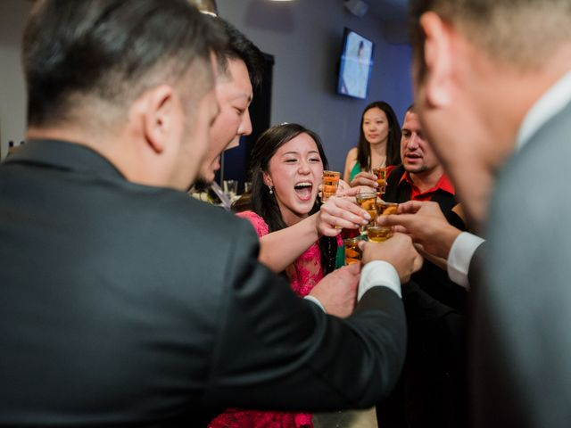 Brian and Val's wedding in Markham, Ontario 81