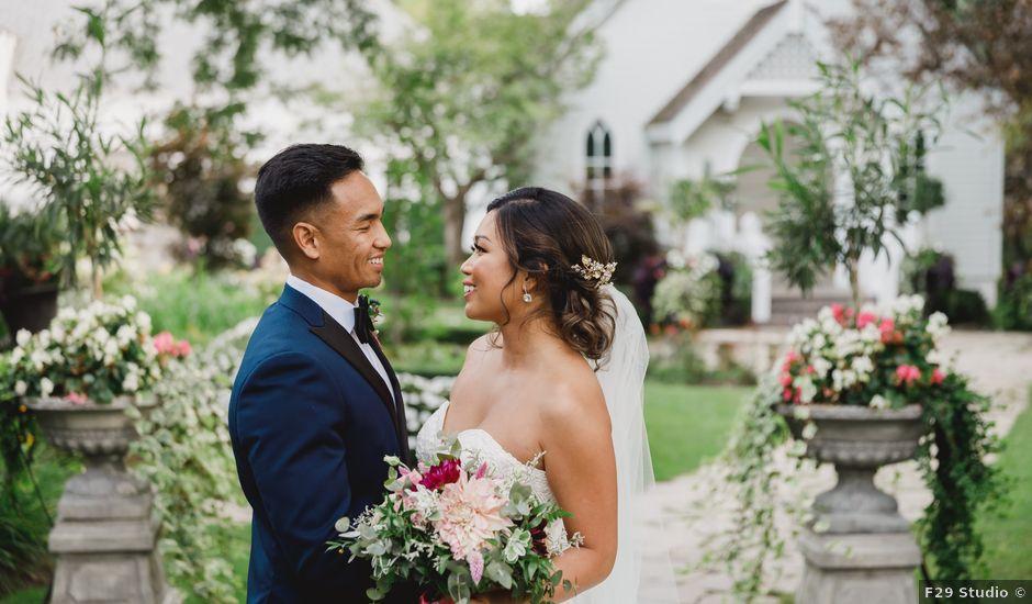 Paul and Zia's wedding in Toronto, Ontario