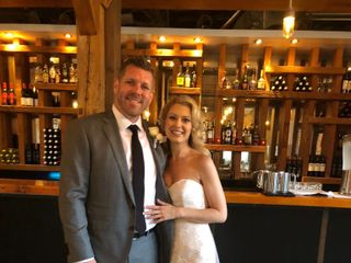 The wedding of Eric  and Natalie