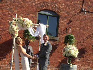 The wedding of Eric  and Natalie  3