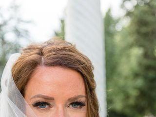 The wedding of Patrick and Gillian 1