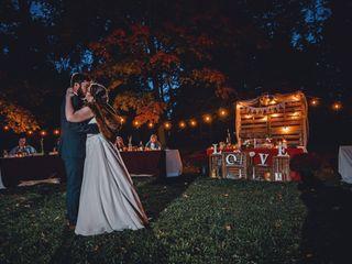 The wedding of Nicole and Lorne