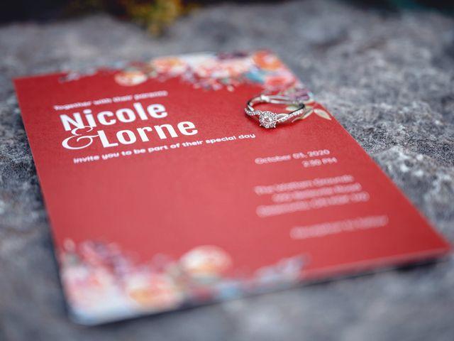 Lorne and Nicole's wedding in Belleville, Ontario 6