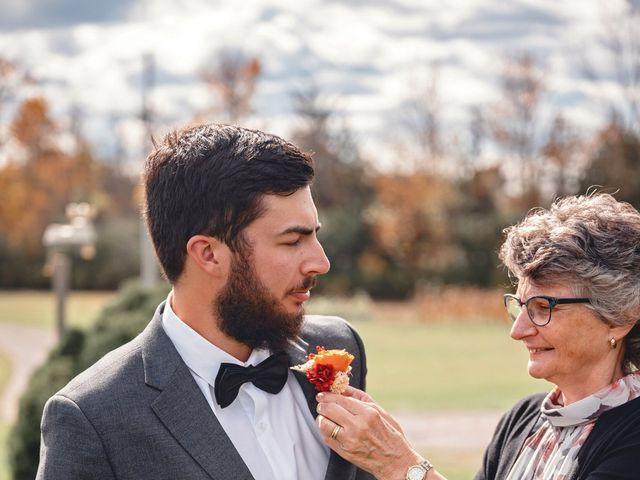 Lorne and Nicole's wedding in Belleville, Ontario 11