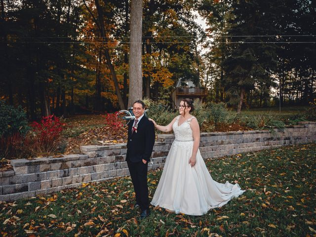 Lorne and Nicole's wedding in Belleville, Ontario 20