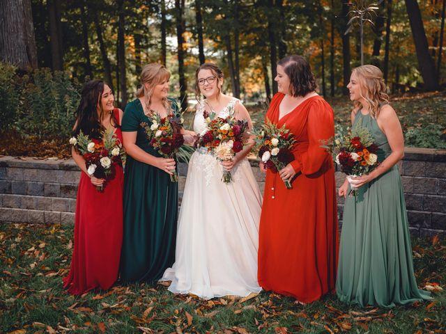 Lorne and Nicole's wedding in Belleville, Ontario 33