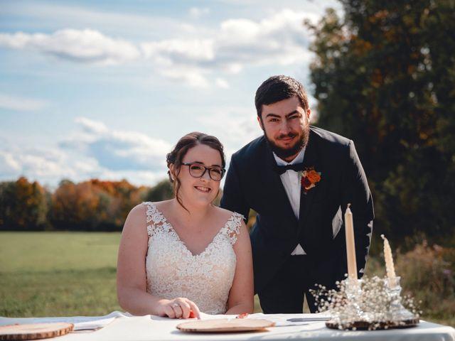 Lorne and Nicole's wedding in Belleville, Ontario 42