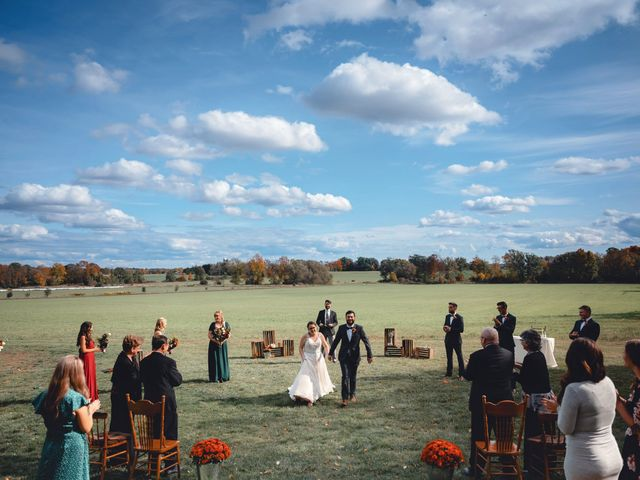 Lorne and Nicole's wedding in Belleville, Ontario 44