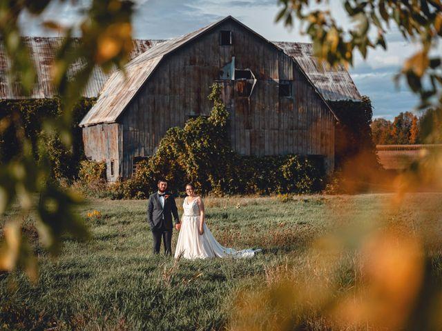 Lorne and Nicole's wedding in Belleville, Ontario 66