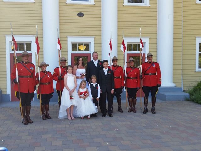 Finn and Michelle's wedding in Langley, British Columbia 2