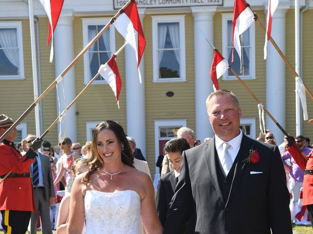 Finn and Michelle's wedding in Langley, British Columbia 3