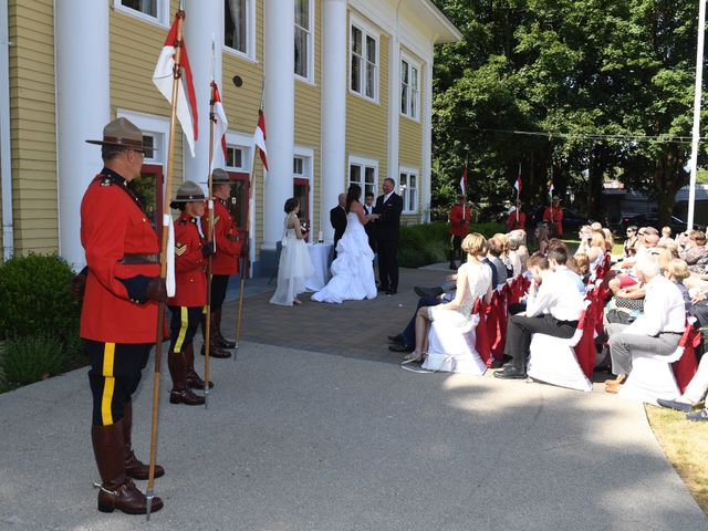 Finn and Michelle's wedding in Langley, British Columbia 4