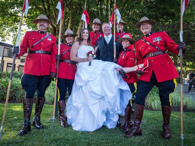 Finn and Michelle's wedding in Langley, British Columbia 6