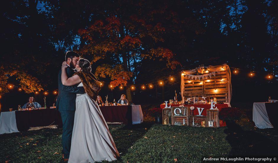 Lorne and Nicole's wedding in Belleville, Ontario