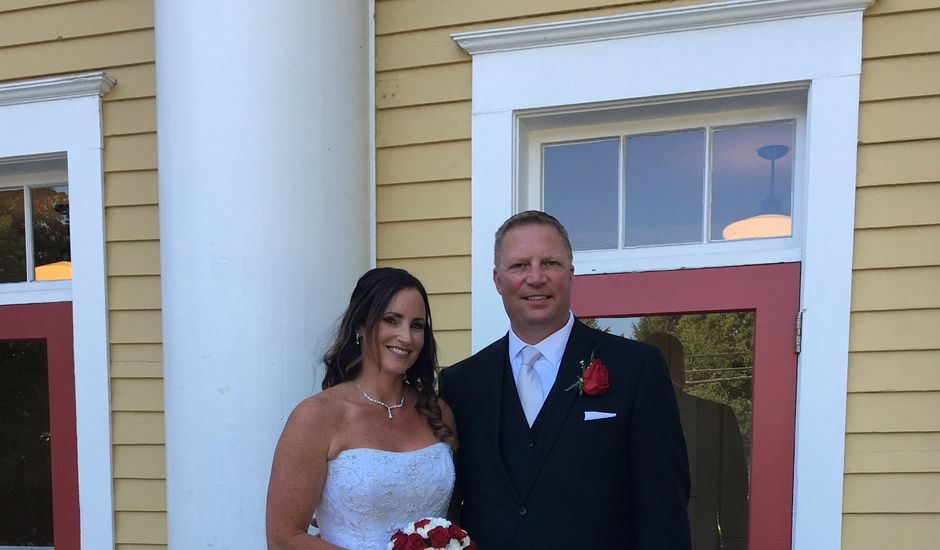 Finn and Michelle's wedding in Langley, British Columbia