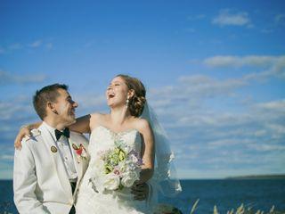 The wedding of Judith and Seb