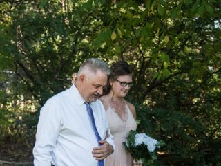 The wedding of Deanna and Marc 1