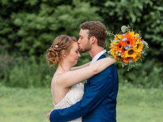 The wedding of Hannah and Mychael 3