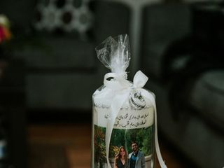 The wedding of Alex and Bader 2