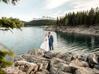 The wedding of Randy and Lauren