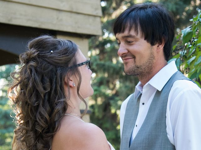 The wedding of Deanna and Marc