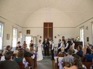 The wedding of Janell and Keith 2