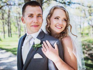 The wedding of David and Kayla