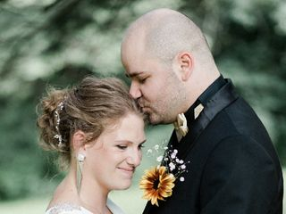 The wedding of Angela and Alex 2