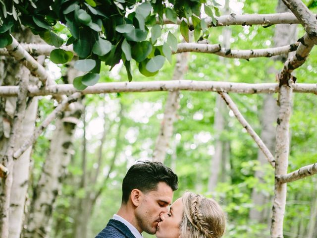 Alex and Taylor's wedding in Meaford, Ontario 35
