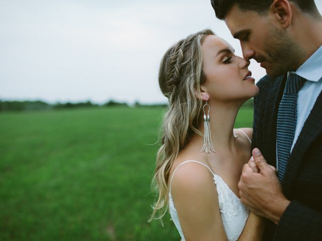 Alex and Taylor's wedding in Meaford, Ontario 38