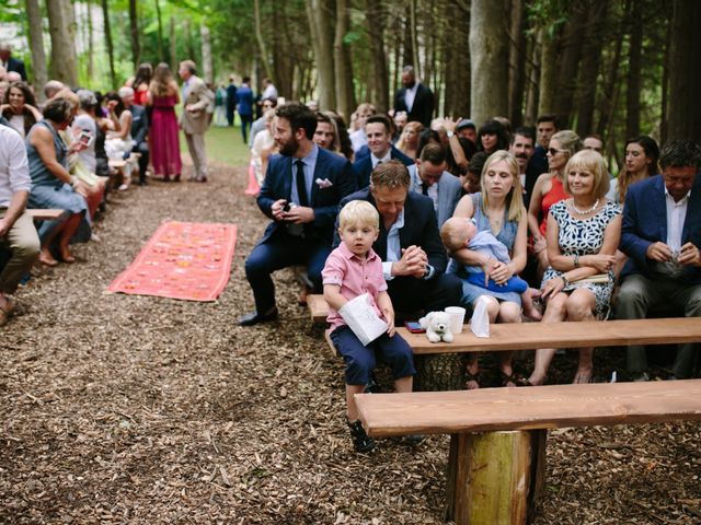 Alex and Taylor's wedding in Meaford, Ontario 41