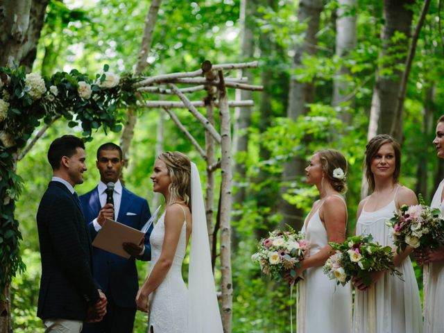 Alex and Taylor's wedding in Meaford, Ontario 46