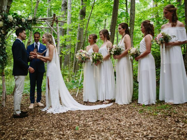 Alex and Taylor's wedding in Meaford, Ontario 48