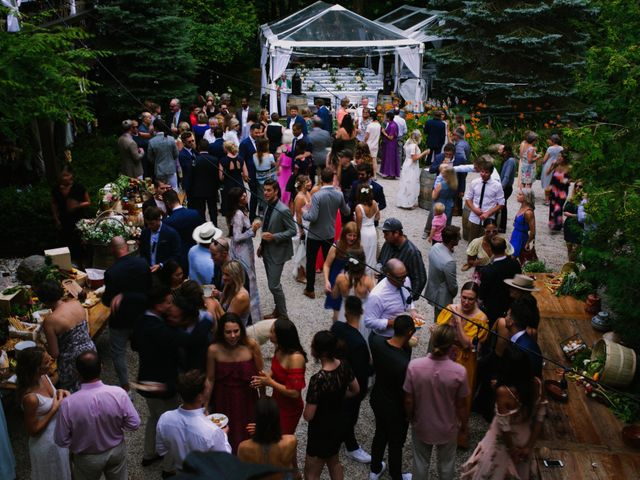 Alex and Taylor's wedding in Meaford, Ontario 58