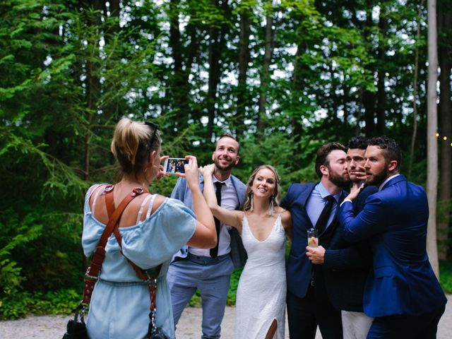 Alex and Taylor's wedding in Meaford, Ontario 64