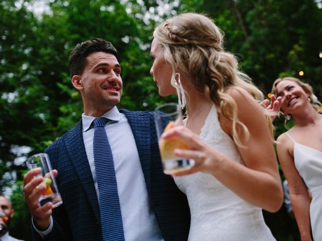 Alex and Taylor's wedding in Meaford, Ontario 72