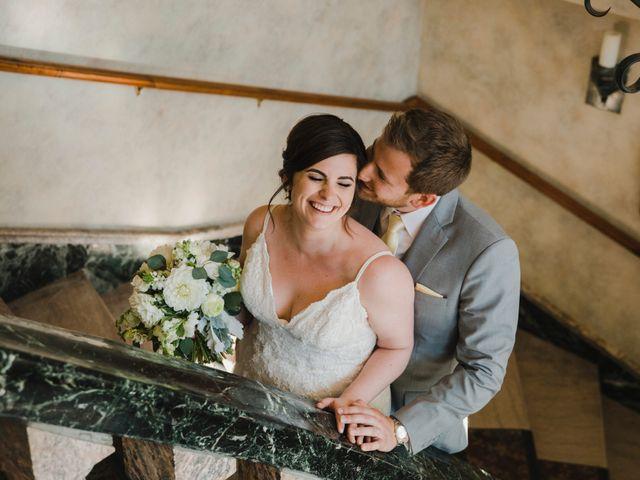 Michael and Courtney's wedding in Hamilton, Ontario 4