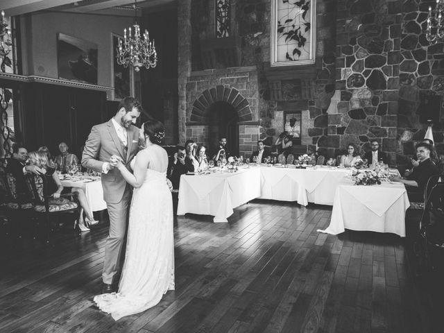 Michael and Courtney's wedding in Hamilton, Ontario 8