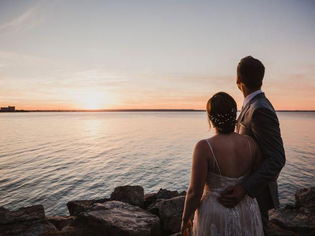 Michael and Courtney's wedding in Hamilton, Ontario 9
