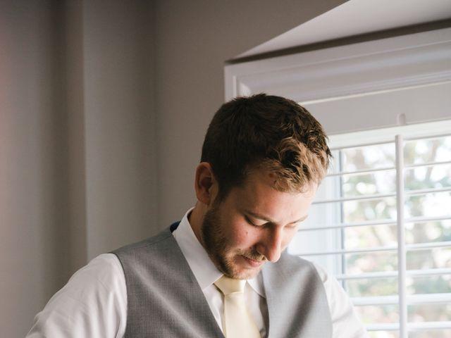 Michael and Courtney's wedding in Hamilton, Ontario 1