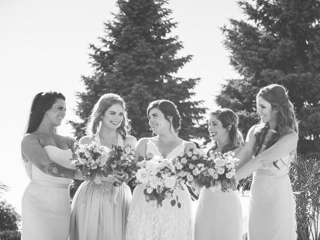 Michael and Courtney's wedding in Hamilton, Ontario 7