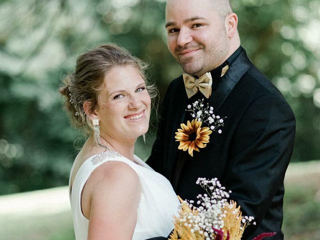 Alex and Angela's wedding in Dundas, Ontario 1