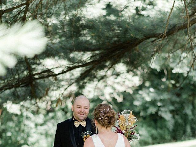 Alex and Angela's wedding in Dundas, Ontario 5