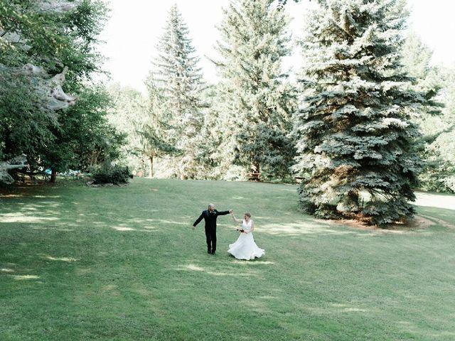 Alex and Angela's wedding in Dundas, Ontario 2